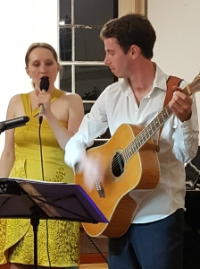 Angharad and Daniel - Concert April 21st
